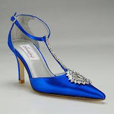 Wedding Shoes Blue Wedding By Designs Royal Blue Wedding Shoes Cinderella Style