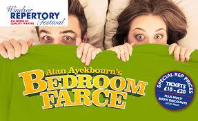Alan Ayckbourn Bedroom Farce Bedroom Farce Theatre Royal Windsor