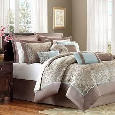 Paisley Comforters Club Grand Appleton Jacquard 11 Piece Paisley Comforter Set