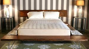 Metal Platform Bed Frame Queen Bed Startling Prominent Wood Platform Bed Frame Canada