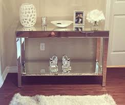 mirrored console table target image result for mirrored console table target homemade