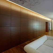 interior wooden walls home design