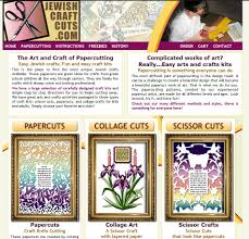 Craftcuts by Jewish Craft Cuts Online Flea Market