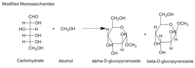 structural biochemistry organic chemistry carbohydrates