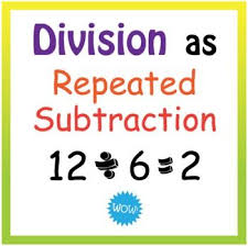 subtraction repeated subtraction worksheets 2nd grade free