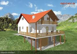 Slope House Extremely Inspiration 1 Plans For Houses Built On A Slope Example