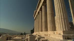 imagenes de antigua atenas grecia antigua ruina atenas hd stock video 114 656 589