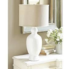 White Table Lamp Ceramic Table Lamp Ballard Designs