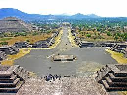 Teotihuacan Map Teotihuacan Ancient History Encyclopedia