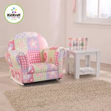 appealing kids upholstered rocking chairs 73 in leather office