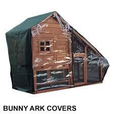 Rabbit Hutch Extension Bunny Ark Hutch U0026 Run Feel Good Uk