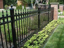 ornamental iron fences traditional fences lufkin tx