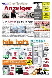 Komplett K Hen K Henzeile Der Gmünder Anzeiger Kw 02 By Sdz Medien Issuu