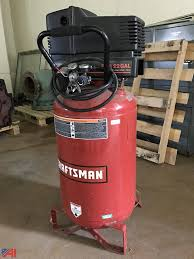 Craftsman 3 Gallon Air Compressor Auctions International Auction Chautauqua Lake Sewer Districts
