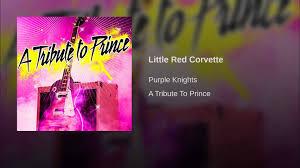 prince corvette lyrics corvette