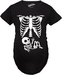baby halloween t shirts maternity skeleton baby shirt halloween costumes holiday funny