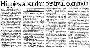 castlemorton uk free and free festivals 1990 1994