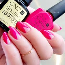 cnd shellac duraforce review what u0027s your go to nail shade