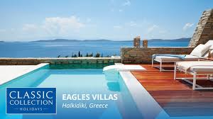 eagles villas halkidiki greece classic collection holidays