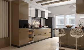 buy crema straight modular kitchen online in india livspace com
