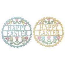 Gisela Graham Glass Easter Decorations by Gisela Graham Easter Vintage Glass Bunny Decoration X 4 Gisela