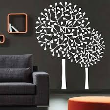 tree wall decals from trendy wall designs