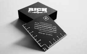 New Business Cards Designs Rich And Angel Business Card Design 2016 2017