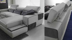 canape d angle bicolore canapé d angle réversible pas cher idées de décoration intérieure