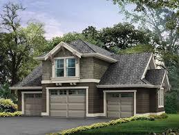 cape cod garage plans spacious detached garage with attic storage hwbdo14868 craftsman