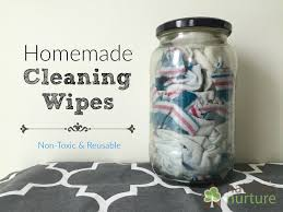 Homemade Cleaning Solution For Laminate Floors Easy Homemade Cleaning Wipes Non Toxic And Reusable