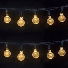 solar string lights solar string lights solar lighting for less overstock