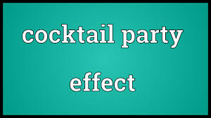 cocktail party effect meaning youtube
