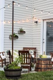 Small Outdoor Patio Ideas Best 25 Small Patio Ideas On Pinterest Small Terrace Small
