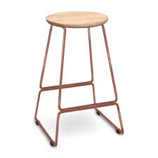 Wooden Bar Stool With Back Kitchen Walnut Bar Stools Modern Chairs Narrow Counter Stools
