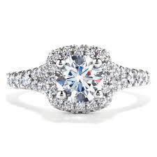 pretty diamond rings images Brilliant halo engagement rings aelida jpg