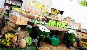 kara u0027s party ideas fruit garden themed birthday party via kara u0027s