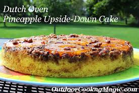 pineapple upside down cake an easy dutch oven dessert
