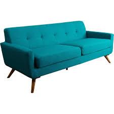 teal tufted sofa pasargad casa milano velvet tufted sofa reviews