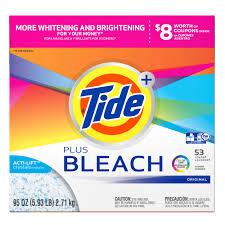 tide laundry detergents