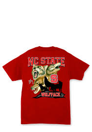 guy harvey guy harvey nc state wolfpack ss t shirt belk
