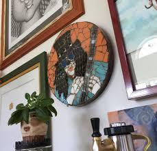 direct import home decor mosaic wall art home decor gallery wall decor slash picture art