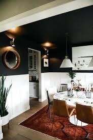 black dining table chairs black dining room tapizadosraga com