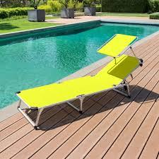 chaise longue hesperide chic chaise longue hesperide transat pare soleil chypre