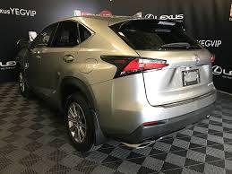 silver lexus 2017 used 2017 lexus nx 200t 4 door sport utility in edmonton ab l13876a