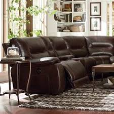 Martino Leather Sectional Sofa Julius 6 Pc Leather Sectional Sofa With Chaise With 1 Power