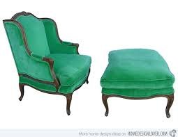Leather Wingback Chair With Ottoman Design Ideas Wingback Chairs With Ottoman Tufted Leather Wingback