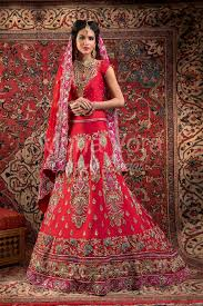 item code br037 asian bridal wear fusion dresses by mona vora