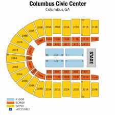Mohegan Sun Arena Floor Plan Columbus Civic Center Seating Chart Columbus Civic Center Tickets