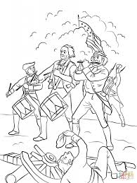 yankee doodle america war coloring page history free download