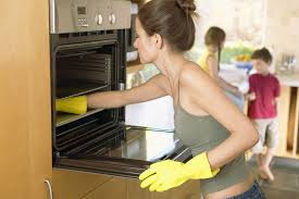 clean oven glass door how do i clean my oven this mumsnet user just came up with a